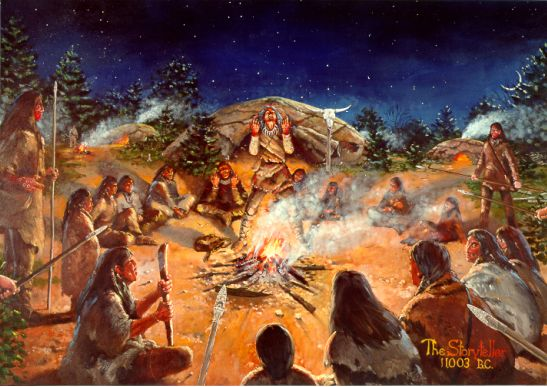 Beginnings...Paleo-indians were way ahead of us